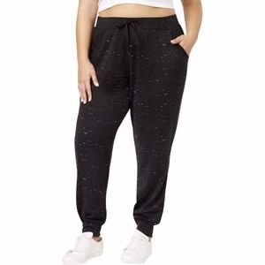 Ideology Lightweight Space Dyed Jogger Pants
